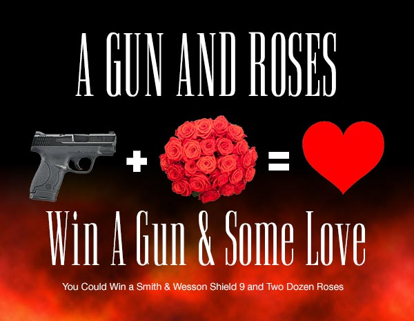 A Gun and Roses Giveaway 2013